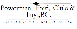 Bowerman, Ford, Clulo & Luyt, P.C.